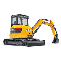 mini excavator JCB 48z1